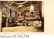 History of Gdansk, 1904 postcards, Danzig, 1904, Danziger Diele (2019 год). Редакционное фото, фотограф Liszt Collection / age Fotostock / Фотобанк Лори