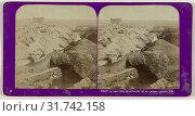 Le Tage pris du Sepulcre du Roi Maure, Toledo, Spain, Jean Montaigue Andrieu, 1868 - 1877 (2016 год). Редакционное фото, фотограф Artokoloro / age Fotostock / Фотобанк Лори
