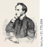 DR. ELLICOTT, BISHOP DESIGNATE OF GLOUCESTER AND BRISTOL, 1862 (2013 год). Редакционное фото, фотограф Artokoloro / age Fotostock / Фотобанк Лори