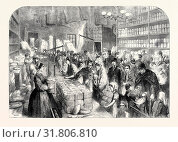 Купить «COTTON, FAMINE, PROVISION, SHOP, GOODS, OBTAINED, TICKETS, ISSUED, MANCHESTER, SALFORD, PROVIDENT, SOCIETY, 1862, UK, GREAT BRITAIN.», фото № 31806810, снято 3 января 2013 г. (c) age Fotostock / Фотобанк Лори