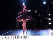 Купить «Ульяна Лопаткина, Андрей Ермаков», фото № 31841994, снято 7 декабря 2012 г. (c) Ольга Зиновская / Фотобанк Лори
