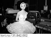 Купить «Ульяна Лопаткина», фото № 31842002, снято 7 декабря 2012 г. (c) Ольга Зиновская / Фотобанк Лори
