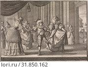 Купить «Education of Balthazar Charles, the eldest son of King Philip IV, 1642, Johann David Zunnern», фото № 31850162, снято 3 декабря 2014 г. (c) age Fotostock / Фотобанк Лори