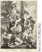 Купить «Allegory of Fortuna and Science, Dancker Danckerts, 1650 - 1666», фото № 31852562, снято 4 января 2015 г. (c) age Fotostock / Фотобанк Лори