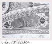 Lazio, Viterbo, Caprarola, Palazzo Farnese (2018 год). Редакционное фото, фотограф Liszt Collection / age Fotostock / Фотобанк Лори