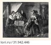 Купить «'PEG WOFFINGTON'S VISIT TO TRIPLET,' BY MISS R. SOLOMON, IN THE PARIS INTERNATIONAL EXHIBITION, FRANCE, 1867», фото № 31942446, снято 3 января 2013 г. (c) age Fotostock / Фотобанк Лори