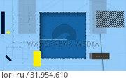 Купить «Drawing and removing section with computer design software», видеоролик № 31954610, снято 5 июля 2019 г. (c) Wavebreak Media / Фотобанк Лори