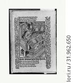 Das Narren Schyff, 1495, Woodcut, Overall: 8 3/16 x 5 7/8 x 1 1/2 in. (20.8 x 15 x 3.8 cm), Books, Albrecht Dürer (German, Nuremberg 1471–1528 Nuremberg) (2017 год). Редакционное фото, фотограф © Copyright Artokoloro Quint Lox Limited / age Fotostock / Фотобанк Лори