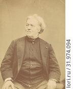 Купить «Jean Baptiste Camille Corot, 1870, Albumen silver print, Photographs, Étienne Carjat (French, Fareins 1828–1906 Paris)», фото № 31974094, снято 17 мая 2017 г. (c) age Fotostock / Фотобанк Лори