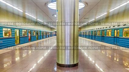 Станция «Котельники» Московского метрополитена