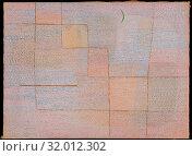Clarification, 1932, Oil on canvas, 27 3/4 x 37 7/8 in. (70.5 x 96.2 cm), Paintings, Paul Klee (German (born Switzerland), Münchenbuchsee 1879–1940... (2017 год). Редакционное фото, фотограф © Copyright Artokoloro Quint Lox Limited / age Fotostock / Фотобанк Лори
