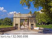 Schloss, Castello del Catajo, Park. Стоковое фото, фотограф Bernd J. W. Fiedler / age Fotostock / Фотобанк Лори