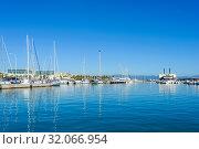 Benalmádena Marina, Málaga, Andalusia, Spain, Europe. Стоковое фото, фотограф José Luis Hidalgo Salguero / easy Fotostock / Фотобанк Лори