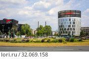Funke Media Group, Essen, Ruhr Area, North Rhine-Westphalia, Germany (2019 год). Стоковое фото, агентство Caro Photoagency / Фотобанк Лори