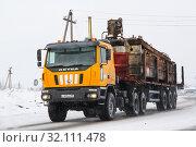 Купить «Astra HD8 66.45», фото № 32111478, снято 31 марта 2013 г. (c) Art Konovalov / Фотобанк Лори