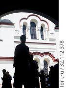 Купить «Новоафонский монастырь. Абхазия», фото № 32112378, снято 29 августа 2019 г. (c) Марина Володько / Фотобанк Лори