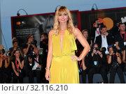 Купить «Anna Ferzetti during the Red carpet of Kineo Award at the 76th Venice Film Festival, Venice, ITALY-01-09-2019.», фото № 32116210, снято 1 сентября 2019 г. (c) age Fotostock / Фотобанк Лори