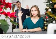 Купить «Business trip on Christmas holidays», фото № 32122558, снято 15 января 2019 г. (c) Яков Филимонов / Фотобанк Лори