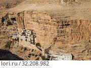 Купить «Монастырь святого Георгия Хозевита, Палестина», фото № 32208982, снято 29 октября 2016 г. (c) Наталья Волкова / Фотобанк Лори