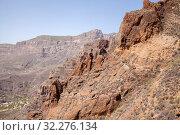 Пейзажи острова Гран-Канария. Стоковое фото, фотограф Tamara Kulikova / Фотобанк Лори