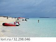 Купить «Kendwa resort, Zanzibar, Tanzania, Africa», фото № 32298046, снято 5 октября 2019 г. (c) Знаменский Олег / Фотобанк Лори