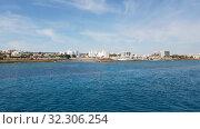 Купить «Mediterranean traffic along Pernera, Cyprus», видеоролик № 32306254, снято 20 октября 2019 г. (c) Володина Ольга / Фотобанк Лори
