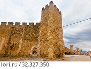 Купить «Stone walls of Monblanc», фото № 32327350, снято 20 декабря 2016 г. (c) Яков Филимонов / Фотобанк Лори