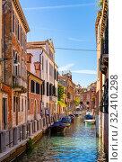 Купить «Venetian Grand Canal, Italy», фото № 32410298, снято 5 сентября 2019 г. (c) Яков Филимонов / Фотобанк Лори