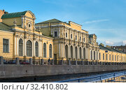 Building of the Agricultural Museum in St. Petersburg (2011 год). Стоковое фото, фотограф Алексей Голованов / Фотобанк Лори