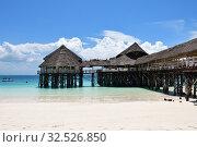 Купить «Zanzibar, Tanzania, Africa. Kendwa beach», фото № 32526850, снято 3 октября 2019 г. (c) Знаменский Олег / Фотобанк Лори