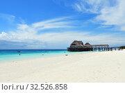 Купить «Zanzibar, Tanzania, Africa. Kendwa beach», фото № 32526858, снято 3 октября 2019 г. (c) Знаменский Олег / Фотобанк Лори