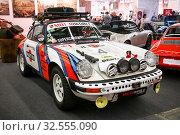Купить «Porsche 911 Safari», фото № 32555090, снято 17 сентября 2019 г. (c) Art Konovalov / Фотобанк Лори