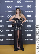 Lola Indigo attends GQ Men of the Year Awards 2019 at Palace Hotel on November 21, 2019 in Madrid, Spain. Редакционное фото, фотограф Manuel Cedron / age Fotostock / Фотобанк Лори