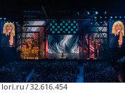 Купить «Песня года 2019. Концерт в ВТБ Арене 07.12.2019.», эксклюзивное фото № 32616454, снято 7 декабря 2019 г. (c) Алексей Бок / Фотобанк Лори
