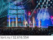 Купить «Песня года 2019. Концерт в ВТБ Арене 07.12.2019.», эксклюзивное фото № 32616554, снято 7 декабря 2019 г. (c) Алексей Бок / Фотобанк Лори