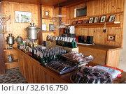 Купить «Tasting different varieties of tea in a Caucasian manor house», фото № 32616750, снято 16 сентября 2019 г. (c) Марина Володько / Фотобанк Лори