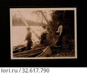 Купить «Porcupine's lady prospector. [Identified as Caroline Maben Flowers], 1911», фото № 32617790, снято 12 июля 2020 г. (c) age Fotostock / Фотобанк Лори