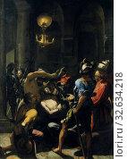 Купить «Aert Mijtens, The Scourging of Christ, Törnekröningen, painting, oil on canvas, Height, 310 cm (10.1 ft), Width, 228 cm (89.7 inches)», фото № 32634218, снято 16 июля 2019 г. (c) age Fotostock / Фотобанк Лори