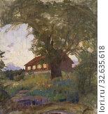 Купить «Richard Bergh, The Verger's House at Tyresö, Klockargården at Tyresö, painting, 1911, oil on canvas, Height, 99 cm (38.9 inches), Width, 85 cm (33.4 inches), Signed, RB, - 1911 -», фото № 32635618, снято 16 июля 2019 г. (c) age Fotostock / Фотобанк Лори