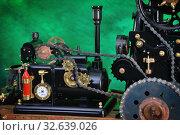 Механизм. Стоковое фото, фотограф Валерий Александрович / Фотобанк Лори