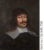 Markus Zuerius Boxhorn, 1602-1653, painting, Oil, Height, 58 cm (22.8 inches), Width, 49 cm (19.2 inches) (2019 год). Редакционное фото, фотограф ARTOKOLORO QUINT LOX LIMITED / age Fotostock / Фотобанк Лори