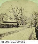 Купить «Snow Scene., Manchester Photographic Company (English, 1865 - 1868), about 1870, Albumen silver print», фото № 32700062, снято 17 июня 2019 г. (c) age Fotostock / Фотобанк Лори