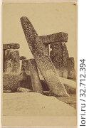 Купить «Stonehenge, Salisbury Plain, Frederick Treble (British, active Hastings and Salisbury, England 1860s - 1880s), 1864–1865, Albumen silver print», фото № 32712394, снято 17 июня 2019 г. (c) age Fotostock / Фотобанк Лори