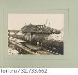 Купить «Moore Lane Swing Bridge - Exterior, G. Herbert & Horace C. Bayley, Manchester, England, negative December 1890, print 1894, Gelatin silver print, 17.2 × 23.4 cm (6 3/4 × 9 3/16 in.)», фото № 32733662, снято 17 июня 2019 г. (c) age Fotostock / Фотобанк Лори