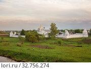 Купить «Покровский монастырь в Суздале», фото № 32756274, снято 15 мая 2018 г. (c) Юлия Бабкина / Фотобанк Лори