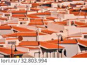Sea Village at the Spanish Canary Islands. Стоковое фото, фотограф Zoonar.com/ALB / easy Fotostock / Фотобанк Лори