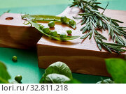 Купить «Natural fresh vegetables - ingredients for cooking raw vegetarian detox food on a wooden board. Healthy organic clean eating.», фото № 32811218, снято 27 мая 2020 г. (c) easy Fotostock / Фотобанк Лори