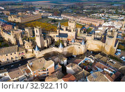 Palace of Kings of Navarre of Olite, Spain (2018 год). Стоковое фото, фотограф Яков Филимонов / Фотобанк Лори