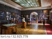 Georgia, Caucasus, Kartlie region, Gori, Joseph Staline museum. (2019 год). Редакционное фото, фотограф Philippe Michel / age Fotostock / Фотобанк Лори