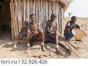 Купить «Namibia, Africa. Demba tribe.», фото № 32926426, снято 11 июня 2019 г. (c) age Fotostock / Фотобанк Лори